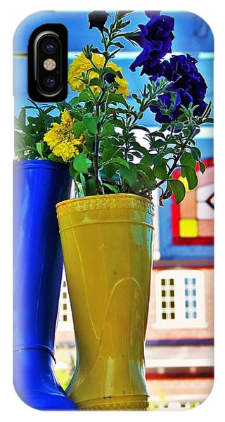 Flower Pots... IPhone Case