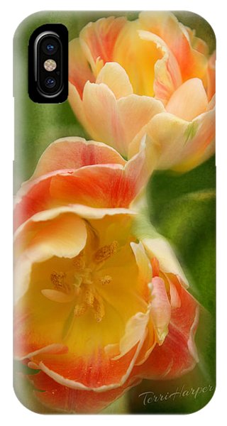 Flower Power Revisited IPhone Case