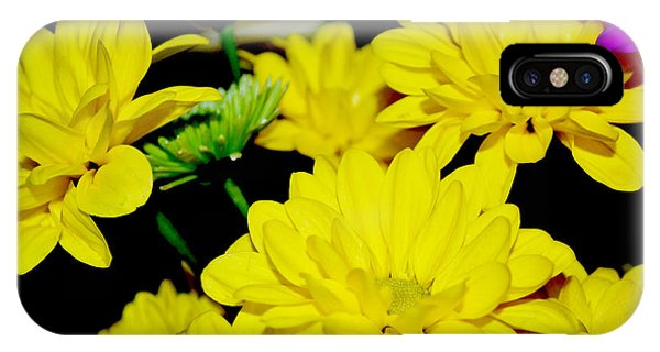 Flower Power Phone Case by Victoria Clark