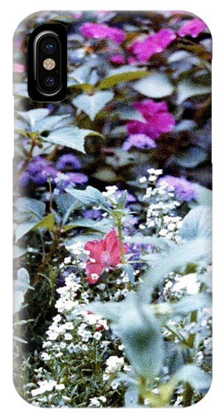 Flower Variety Garden IPhone Case