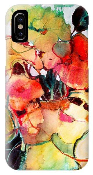 Flower Vase No. 2 IPhone Case