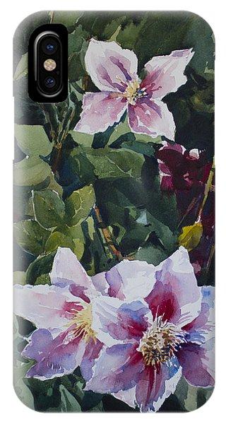Flower_07 IPhone Case