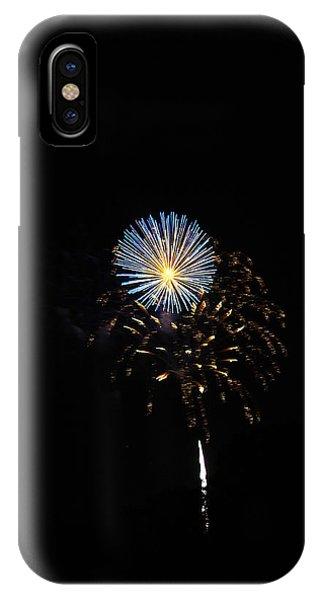 Flowering Burst IPhone Case