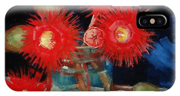 Flowering Gum Still Life IPhone Case