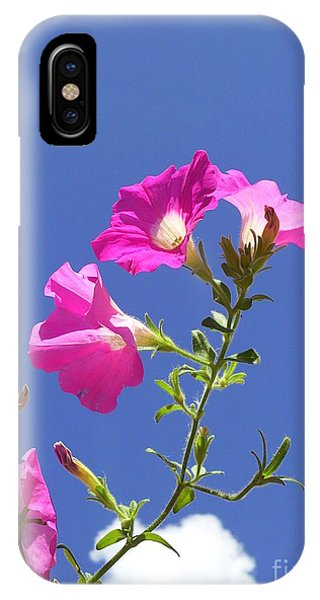 Flowering To Life II Phone Case by Daniel Henning