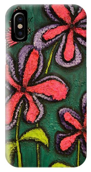 Flowers 4 Sydney IPhone Case