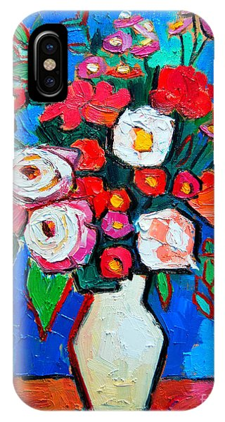 Flowers And Colors IPhone Case