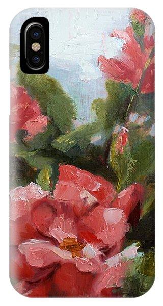 Allison iPhone Case - Flowers Bitches Fb Contest by Alison Schmidt Carson