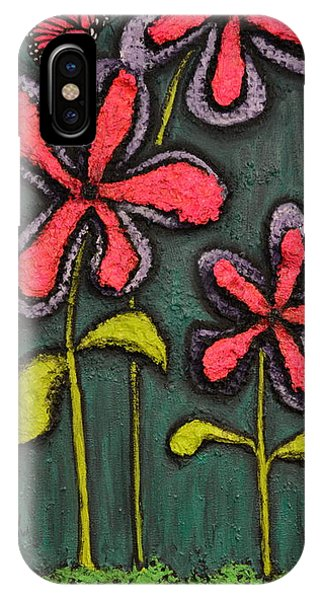 Flowers For Sydney IPhone Case