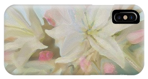 Flowers In Spring  Take Our Breathe Away IPhone Case