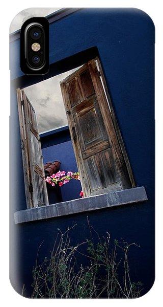 Flowers In The Presidio IPhone Case