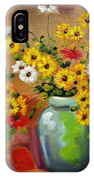 Flowers - Still Life IPhone Case