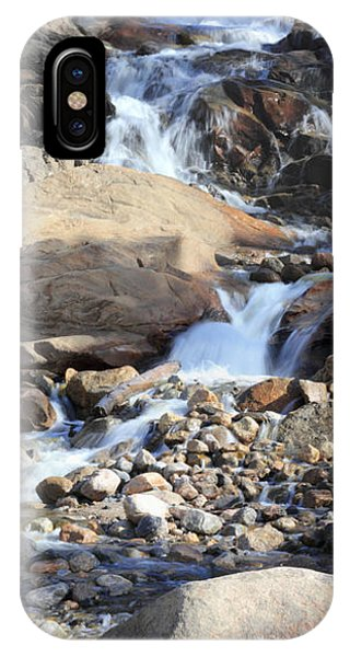 Flowing Downstream IPhone Case