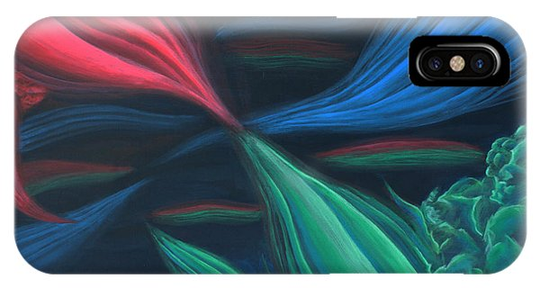 Flowing Harmony IPhone Case