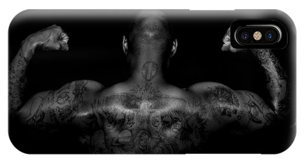 Body Art IPhone Case