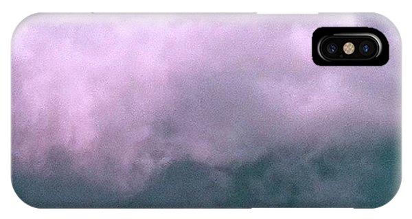 Surrealism iPhone Case - Fluffy Flight by Courtney Haile