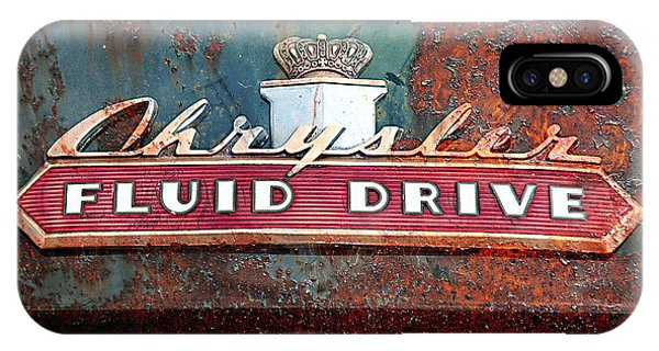 Fluid Drive IPhone Case