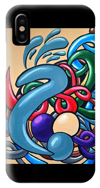 Fluid Series Part 5 IPhone Case