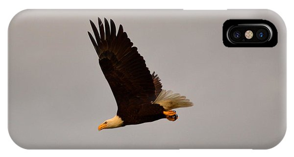 Magazine Cover iPhone Case - Fly Like An Eagle by Doug Grey
