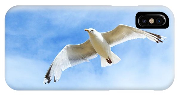 Fly With Me... IPhone Case