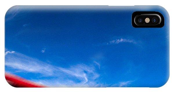 Flyby Volcano IPhone Case