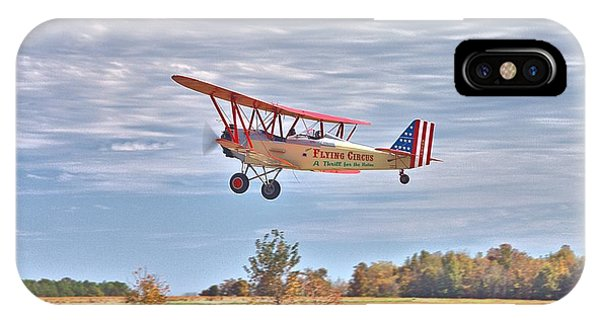 Flying Circus Barnstormers IPhone Case