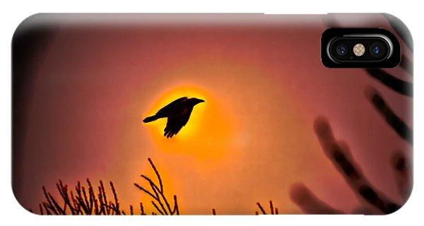 Flying - Leif Sohlman IPhone Case