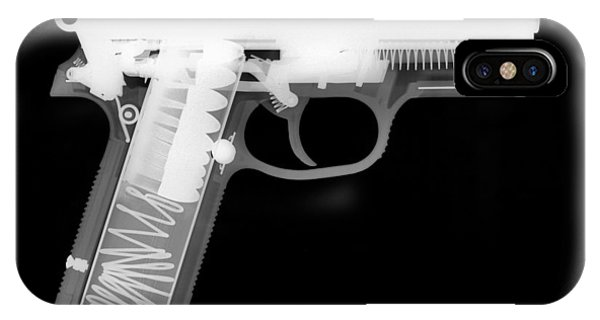 Calico M100 iPhone Case - Fn P9 Reverse by Ray Gunz