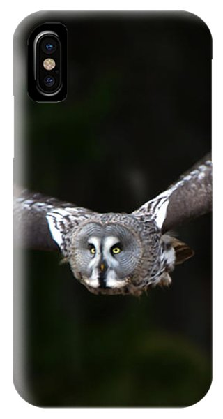 Focus On The Target IPhone Case