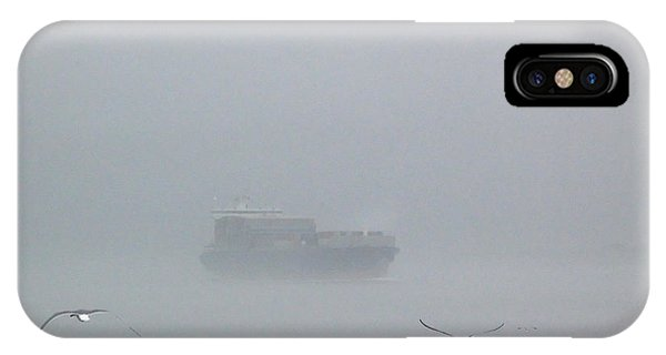 Fog Bound IPhone Case