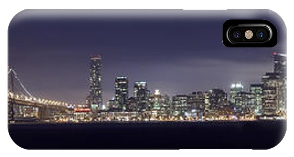 Fog City San Francisco IPhone Case
