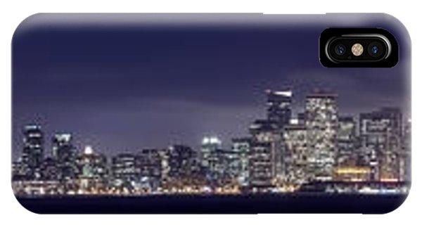 Fog City San Francisco2 IPhone Case