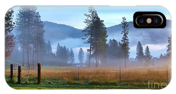 Fog Highlights IPhone Case