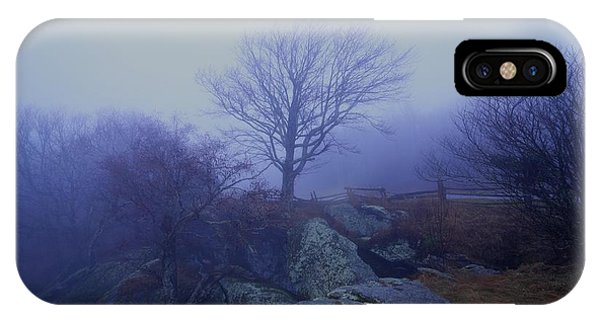 Fog Invasion IPhone Case