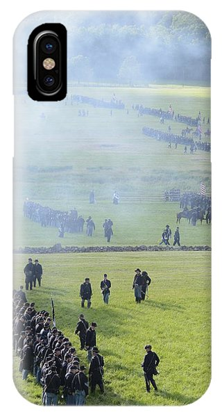 Fog Of War IPhone Case