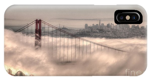 Fog Roll IPhone Case