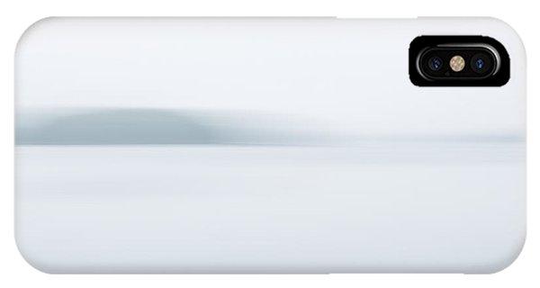 Foggy Bay 2 IPhone Case
