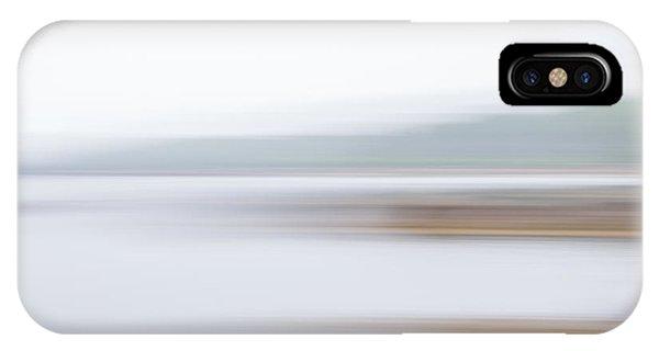 Foggy Bay 3 IPhone Case
