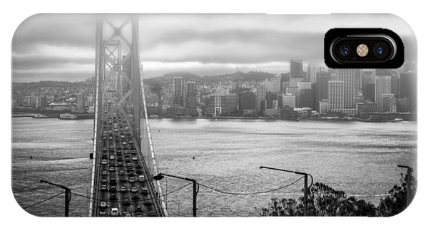 Foggy City Of San Francisco IPhone Case
