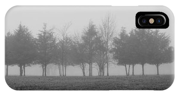 Foggy Day IPhone Case