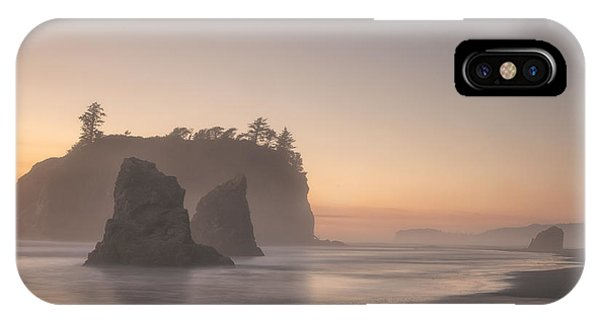 Foggy Evening IPhone Case