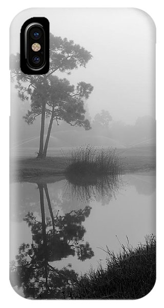 Foggy Morning 2 IPhone Case