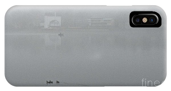 Foggy Morning In Paradise - 01 IPhone Case