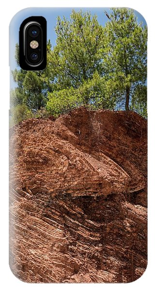 Folded Rock Strata Phone Case by David Parker/science Photo Library