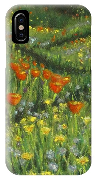 Poppy Trail IPhone Case