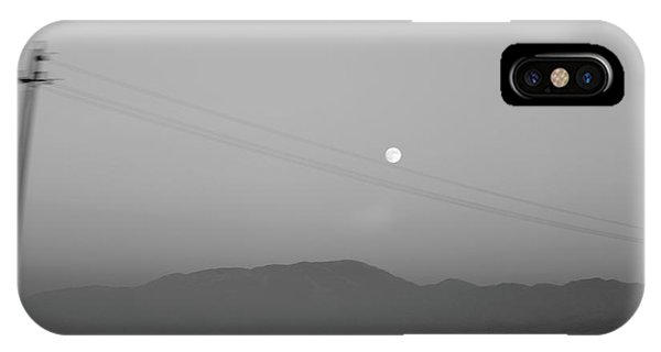 Follow The Moon IPhone Case
