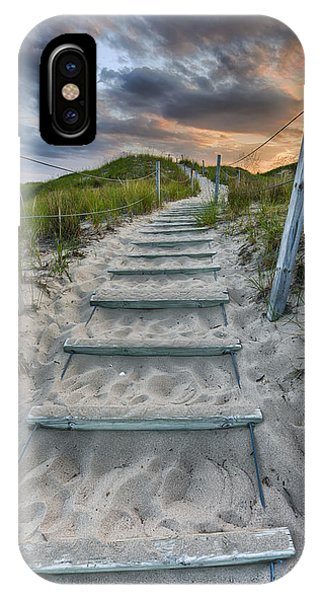Follow The Path IPhone Case