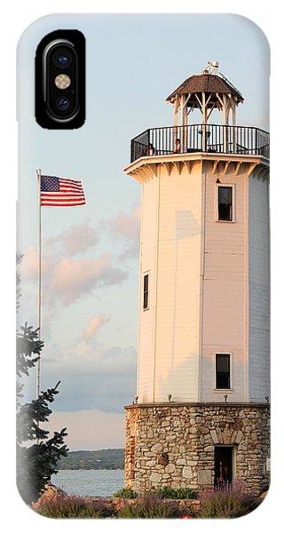 Fond Du Lac Lighthouse  IPhone Case