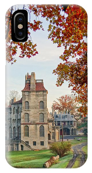 Fonthill Castle In The Fall IPhone Case