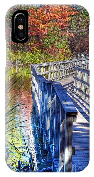 Footbridge  IPhone Case